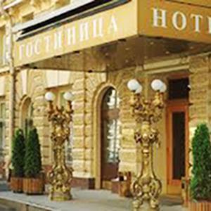 Гостиницы Дубков