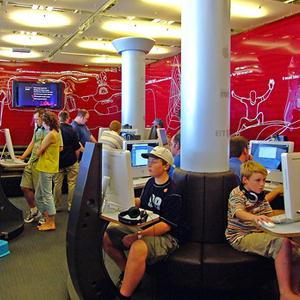 Интернет-кафе Дубков