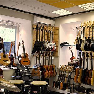 Музыкальные магазины Дубков