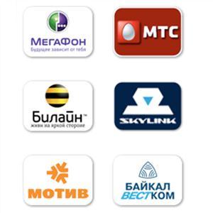Операторы сотовой связи Дубков
