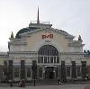 Железнодорожные вокзалы в Дубках