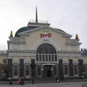 Железнодорожные вокзалы Дубков