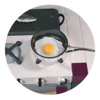 Олимп, бар-бильярдная - иконка «кухня» в Дубках